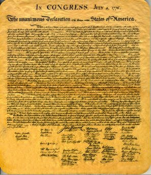 the declaration - The Declaration Of