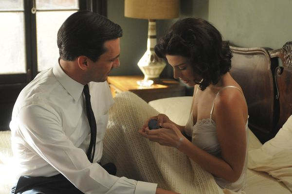 Mad Men again provided its